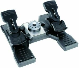 Logitech G Flight Simulator Rubber Pedals