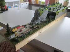 Modelleisenbahn Komplettanlage Spur N mit Pendelzugautomatik,kl.Schattenbahnhof