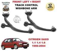Per CITROEN SAXO VTR VTS 1996-2004 ANTERIORE SINISTRA + DESTRA INFERIORE FORCELLA armi