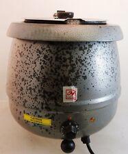 Thunder Group 105 Quart Soup Warmer Sej31000c