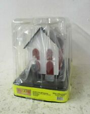 MTH 'O' 30-9057 COUNTRY CHURCH (WHITE W/ RED WINDOWS)