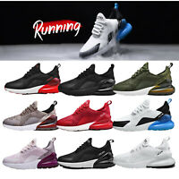 Mens Womens 9 Color Air Running Shoes Outdoor Light Trainer Sneakers Size Casual