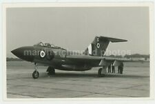 Gloster Javelin FAW8 XJ121 85 Squadron Photo, HE763