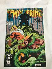 Wolverine #46 (Marvel 1991) – New Comic Book Memorabilia (Free Shipping)