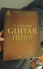 Acoustic Guitar Tab Bible Book (English) free USA shipping tesla goo goo dolls +