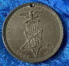 1893 GAR 27th National Encampment Medal Civil War Veteran Indianapolis IN RARE!!
