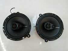 speakers, rockford fosgate R165X3 6.5