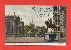 Reino Uni - Londres - Poets Corner Y San Margarets Church (K4221)
