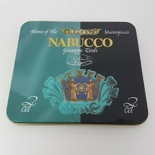 Giuseppe VerdiNabucco 2 CD Metal Box (2004) OPERA