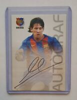 2004 Panini Sports Mega Cracks Barca Lionel Messi ROOKIE RC #89