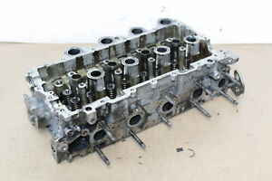 FORD FOCUS MK2 2008-2011 C MAX 1.6 TDCI CYLINDER HEAD WITH VALVES 9655911480