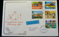 GB: First Day Cover: Theme: Commonwealth Games :Dated 1986 (20.12.130)
