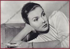 Tania Weber 02 Actress Actress ACTRICE Cinema Movie Finland Postcard Fotograf.