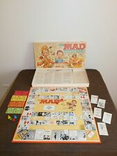 VINTAGE TOY 1979 PARKER BROTHERS MAD MAGAZINE BOARD GAME *COMPLETE