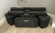 BOSE L1 Model 2 with 2 B1 Bass Bins and Cables - Original Boxes