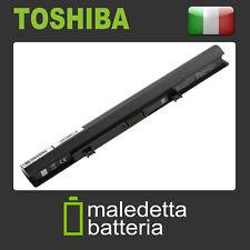 Batteria POTENZIATA 14.4-14.8V 2600mAh SOSTITUISCE toshiba PA5186U1BRS,
