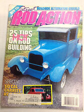 Street Rod Action Magazine 25 Hot Tips On Building April 1989 031017NONRH