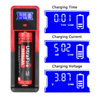 UltraFire AA/AAA18650/14500 USB Multifunction Universal Lithium Battery Charger