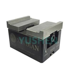 1X Wire EDM EROWA 3R CNC Self-centering Vise Electrode Fixture Machining Jaw