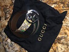 Authentic Gucci Tiger Belt