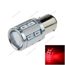 1X Red 1157 BAY15D 12 5630 1 Cree Q5 LED Signal Rear Light Bulb Lamp E030