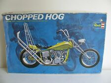 1969 Revell 1/8 Scale Harley Davidson Chopped Hog Chopper #1237 Parts / Restore