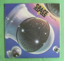 SPACE ,orig 1977 disco/funk/synth Lp- Magic Fly, (Australian pressing)