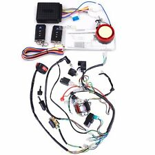 Electrics ATV STATOR Wiring Harness 50cc 70cc 110cc 125cc w/Remote Start Switch