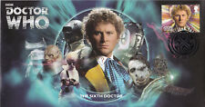 2013 Dr Who (Stamps) - Scott 6th Doctor Official (Unsigned)