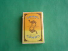 CAMEL - jeu de cartes - playing card - kartenspiel