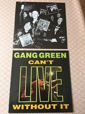 Gang Green  Can't Live Without 1990 Vinyl Neuwertig