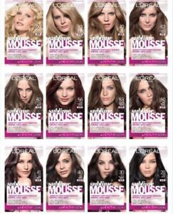 L'Oreal Sublime Mousse By Healthy Look Hair Color - Choose Your Color