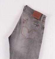 Vintage LEVI'S 527 Washed Grey Low Bootcut Fit Men's Jeans 34W 30L 34/30 /BC007