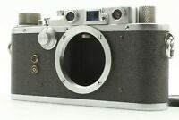 【EXC+4】Nicca 3-S 3S III-S Rangefinder Film Camera Body by FedEx✈ From JAPAN A413