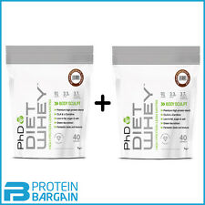 PHD Nutrition Diet Whey Protein 1kg Weight Loss Creatine Performance 1 Kg Belgian Chocolate