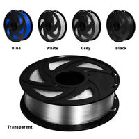 3D Printer Filament 1kg 1.75mm PLA PETG Filaments Multiple Various Color Spool