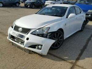 LEXUS IS-F X1 WHEEL NUT BREAKING 2008