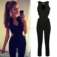 Black Jumpsuits & Rompers for Women | eBay