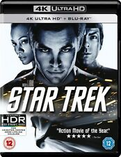 Star Trek (4K Ultra HD + Blu-ray) [UHD]