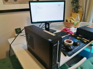 Acer Veriton X4630G Computer Pc Intel Core i5 6GB RAM, 500G HD FREE MONITOR PLUS