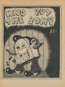 Who Put The Bomp issue 7 - Summer 1971 [USA] - Magazine