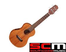 RRP$399 Takamine EGUC1 Acoustic Electric Concert Ukulele Mahogany Rosewood