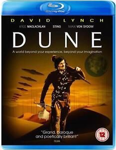 Dune (BLU-RAY) (NEW AND SEALED) (DAVID LYNCH) (REGION 2)