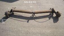 Alko Achse Delta SI N12-2, 1200kg