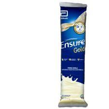 10 sachet X ABBOTT ENSURE GOLD COMPLETE NUTRITION POWDER VANILLA (60.6 g/sachet)