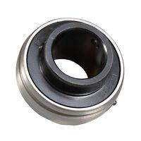 "UC206-20 1-1/4"" Bore Set Screw Locking Insert Bearing 1-1/4"" x 62mm FK Brand"