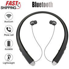 Bluetooth Neckband Headset Wireless Earphone Headphone For iPhone LG Samsung