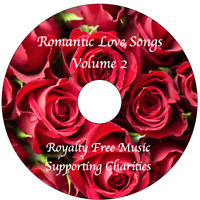 Charity CD Love Album Vol 2 Supporting BBC Children In Need All Royalty Free