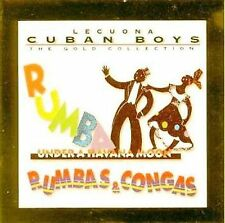 New: Lecuona Cuban Boys: Rumbas & Congas: Gold Collection  Audio CD
