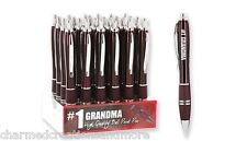 #1 Grandma Personalized Ballpoint Writing Pen Great for Gifts